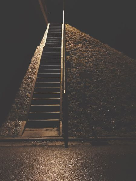 Steps Steps And Staircases Staircase No People Low Angle View Night Outdoors Architecture Close-up EyeEmNewHere EyeEm Gallery EyeEm Best Shots EyeEm Nature Lover
