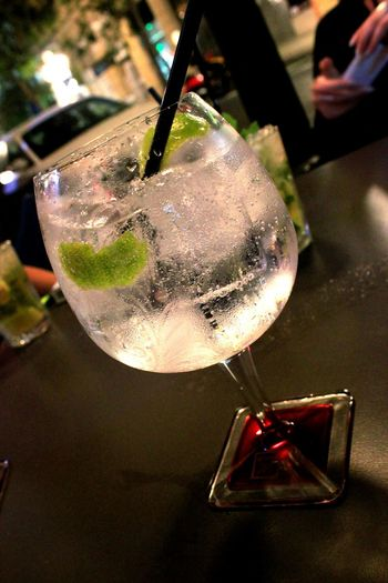 Alicante, Spain Drink Mojito! Drinks With Friends Night Life 🌛 Eyeemphoto Travelphotography Drinking Cocktails