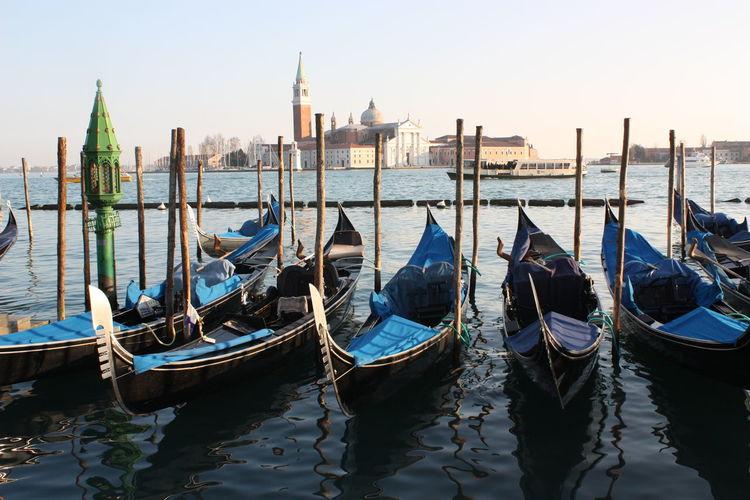 Grandcanal Veneza Venezia Gondola Canal Italy Italia Italy Holidays Gondole In Venice Venice Italy Venice Canals Venice Veneto Piazza Del Duomo Vaporetto
