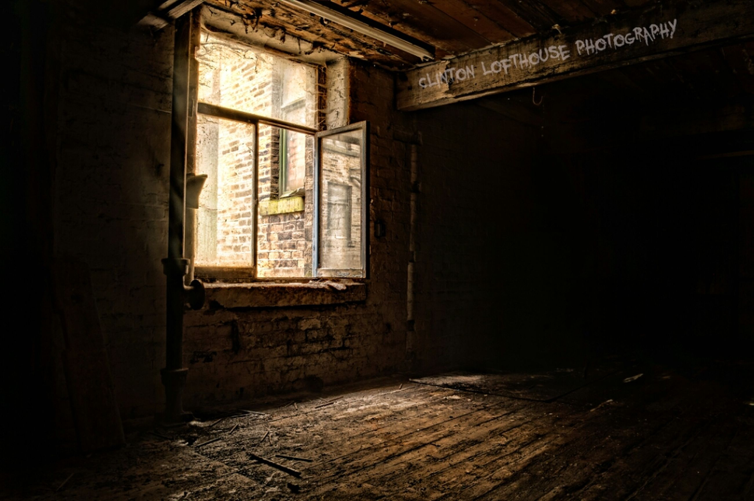 indoors, abandoned, obsolete, old, damaged, architecture, deterioration, run-down, built structure, interior, house, window, door, bad condition, weathered, home interior, room, empty, wood - material, messy