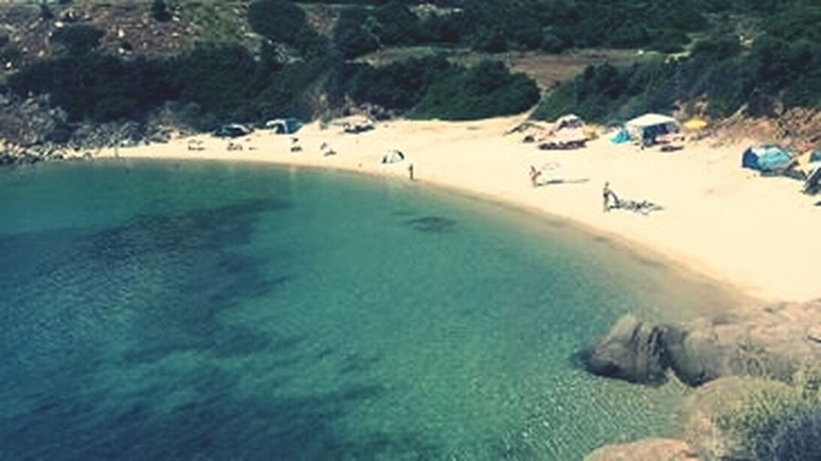 Natural Photography Camping Beach Xalkidiki Greece Axlada Beach i love this plaz! ! <3