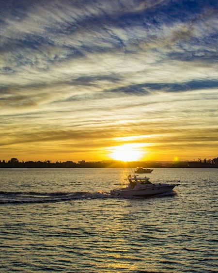San Siego harbor sunset Boat Sail Sailing San Diego Harbor Harbor California Southern California Sunset West Coast Beach Clouds Clouds And Water Water Relaxing Vacation Downtown