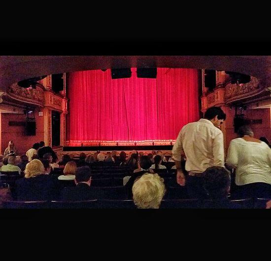 Inside Duke Of York's Theatre St Martin's Lane Jeeves & Wooster London 2014