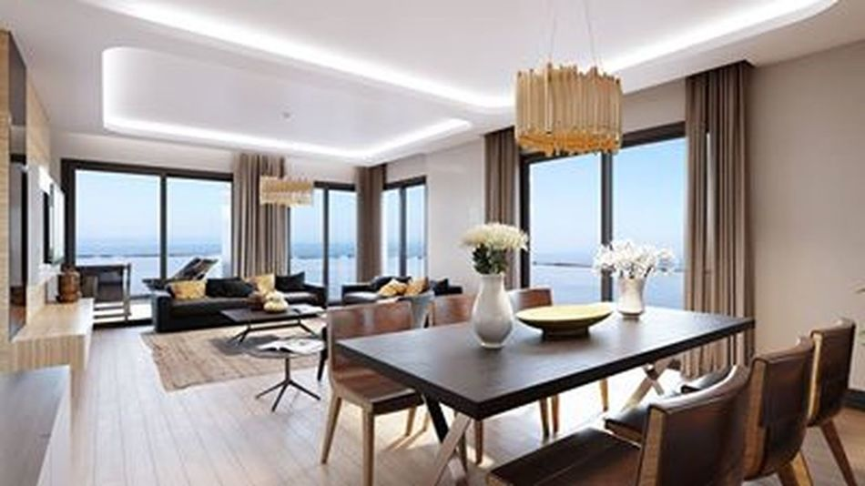 3D Architecture Art Artist ArtWork Day Design Dining Room Dining Table Domestic Life Exterior Home Interior Home Showcase Interior Indoors  Luxury Modern No People Residential Building Table Window