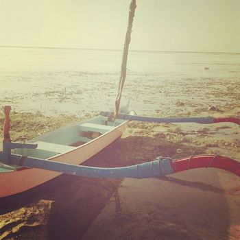 morning pinky :) Beach Boat Instasunrise Sunrise Sea Ocean Sunrisespecialist Picoftheday Instanusantarabali Instanusantara Instasky Photooftheday Instanesia Landscape Instalandscape Ighub Igers Instadaily Instagood Instahub Bali INDONESIA LangitbaliPhotoworks
