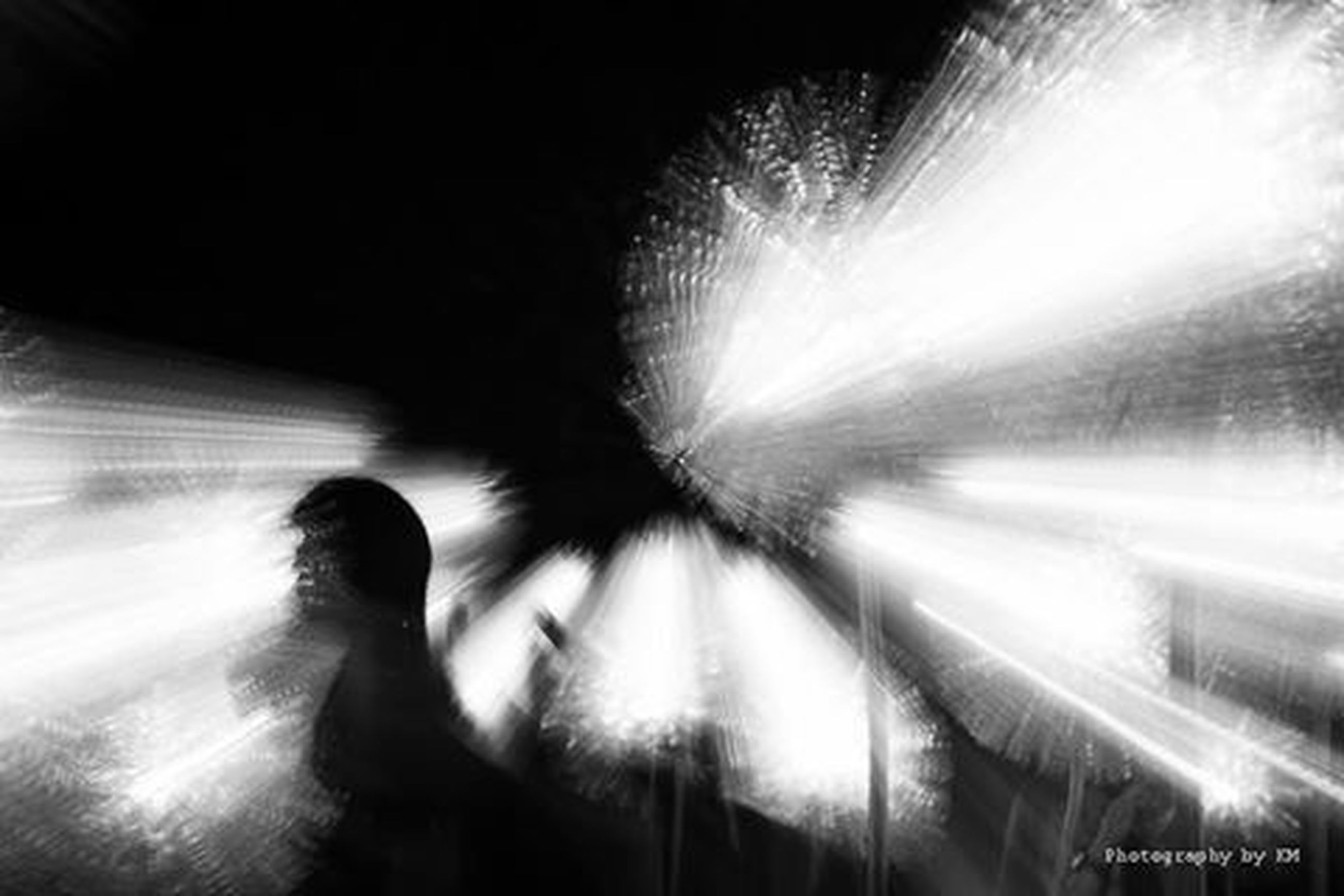 illuminated, night, indoors, blurred motion, motion, dark, glowing, light - natural phenomenon, shadow, light, unrecognizable person, silhouette, lighting equipment, long exposure, low angle view, sunlight, high angle view