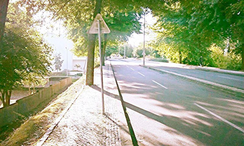 Deus está me a guiar :) Caminho