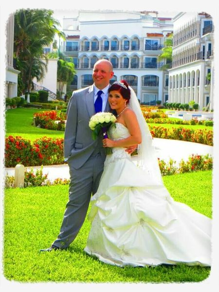 My wedding day <3 Wedding Mexico Love Playadelcarmen