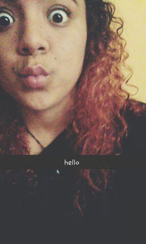 Hello Snapchat