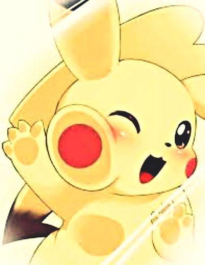 Pika pika!! Pikachu Kawaiipikachu
