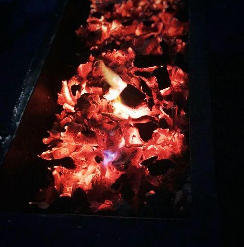 Eid BBQ Burning Close-up Heat Bar BQ Red Red Hot Eiduladha Bbq Night BBQwithFamily