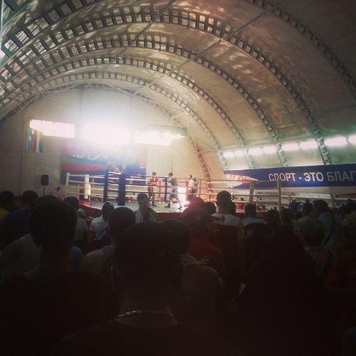 Смотрим бокс КСК Спартакиада2014