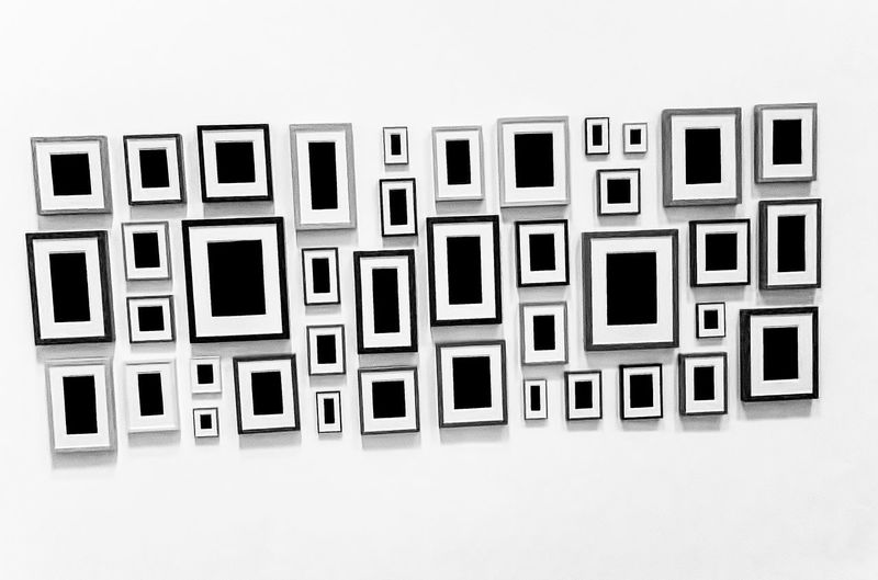Modern Art Moma New York Museum Artist Black And White Frames Exhibition Museum-pass Meaning The Square Vision Blackandwhite