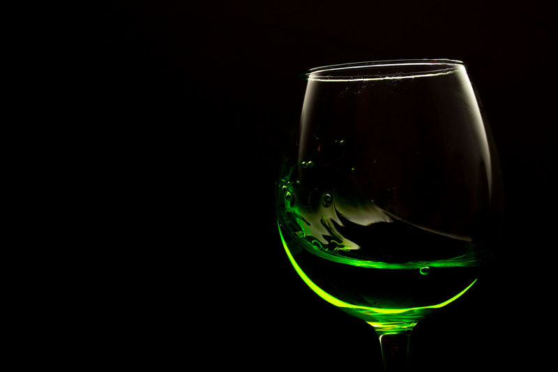 Alcohol Black Background Close-up Drink Drinking Glass Food And Drink Freshness Glass Glass - Material Nightlife Refreshment Studio Shot Wine Wineglass