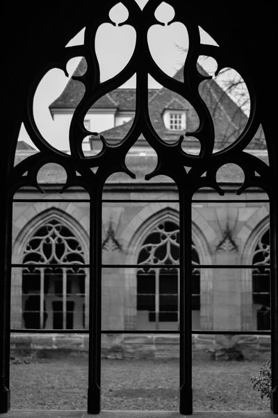 Have a deeper look Church Church Window Architecture Building Exterior Built Structure Close-up Day No People Outdoors Place Of Worship Window Wrought Iron