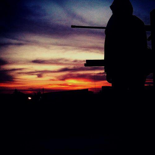 Senja dan kedekatan Pendakicantik Travelling Photography First Eyeem Photo EyeEm Indonesia Cewekpetualang