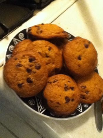 Just Made Cookies