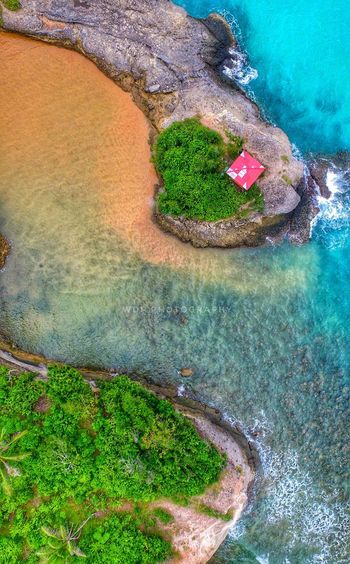 EyeEmNewHere Tranquility Landscape Connected By Travel Nature Dji DJI Mavic Pro Water High Angle View Beauty In Nature Aerial View Landscape_photography Aerial Beachphotography Dronephotography Djiphantom Djiglobal Instagramer
