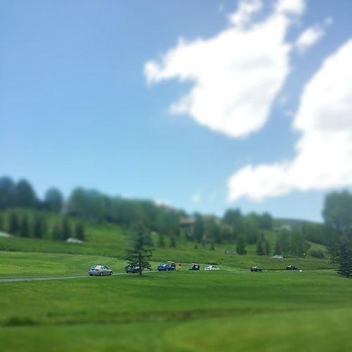 Pardon the noise... Mpower coming through! @bmwcca BMWCCAOFest2014 Bmw Golf