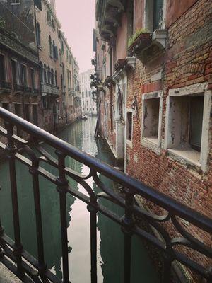 Architecture Building Exterior Bridge - Man Made Structure Venice View Low Angle View Travel Destinaton