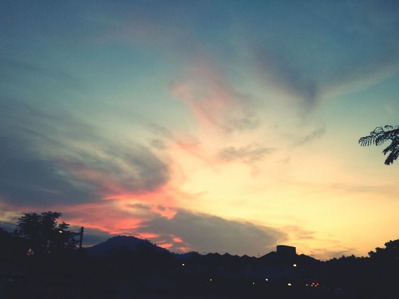 Before midnight at Kulim. Cloudporn EyeEm Best Shots - Nature