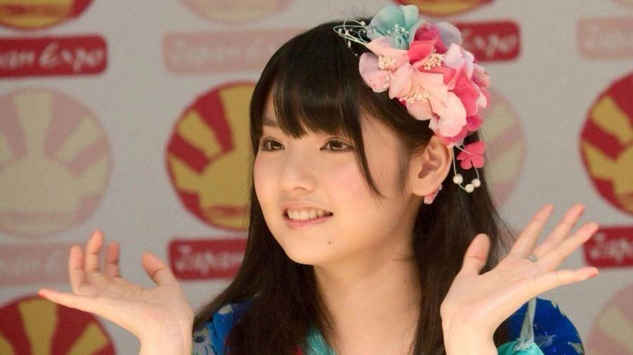 for @Tine Michishigesayumi  Japanese  Idol Cute Girl