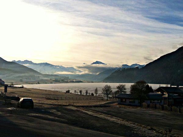 Enjoying The View Ortler Vinschgauer Oberland Alto Adige