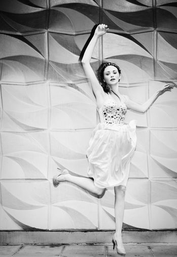 Flying high... Full Length Dancing One Person Elégance Women Beautiful Woman Beauty Only Women Young Adult Young Women Arts Culture And Entertainment One Woman Only One Young Woman Only Adults Only Performance People Ballet Dancer Indoors  Flexibility Performing Arts Event Fashion Photography Blackandwhite Black & White Black&white Blackandwhitephotography