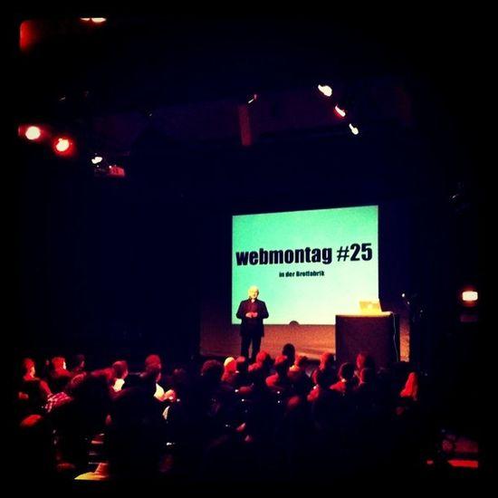 alipasha eröffnet den Webmontag #25 25