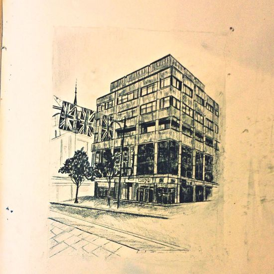 Art Drawing Oxford St Check This Out