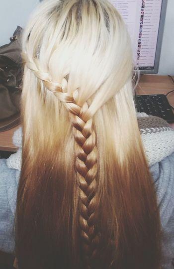 My Hair Colorful Hair School ✌ Relaxing ? ? ?