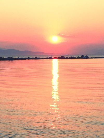 Magic BALUX sunrise..!!!