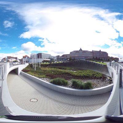 Aesculap Platz... #TUTerleben #theta360