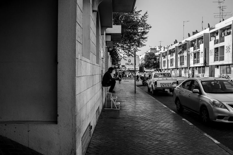 Pure Street Photography, Black And White, Light And Shadow, Light And Dark, Doubt... City Outdoors People Photography Real People Street Life, Street Scene, Cape Town Streetphoto_bw Streetphotography