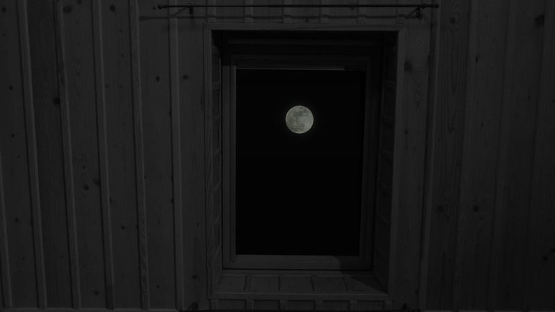 Design Full Moon Geometry Home Moon My Room No People Room Wall