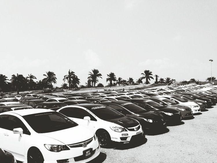 Honda Day Honda Civic Sepang Malaysia