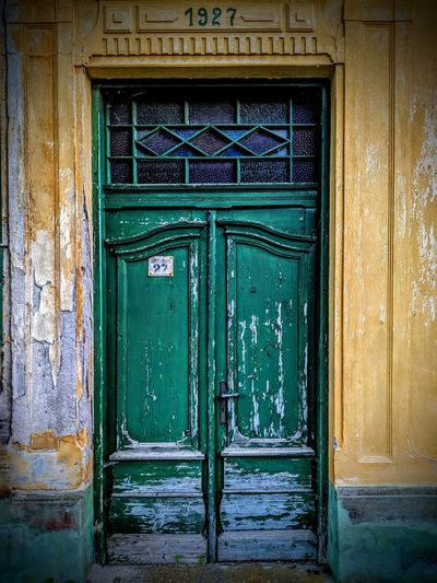 Entry Doorway