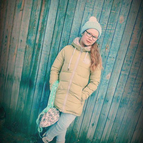 я осень хотябольшепохоженазиму Очееень холодно!!! ❄☁