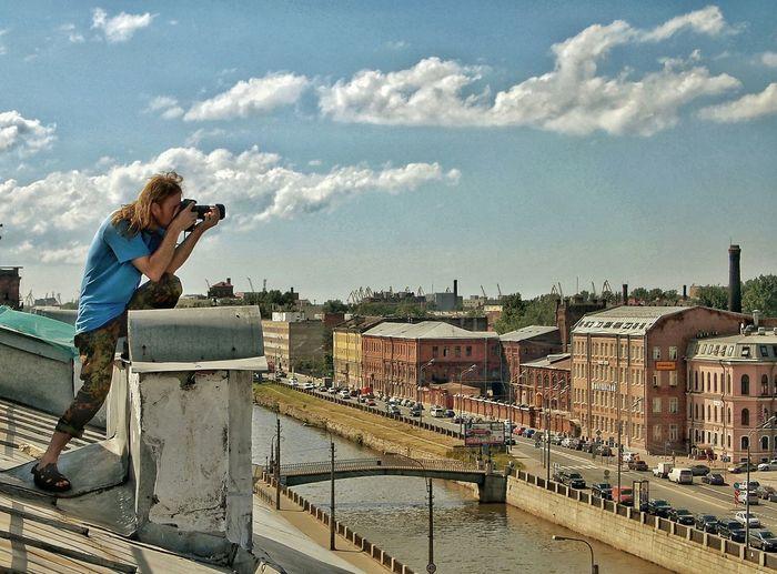 временами, когда не впадаю в детство, впадаю в Обводный Saint Petersburg крышелазание покрышки Bundeswehr Обводный канал крыши Петербурга Rooftop Urban Abandoned у меня есть фотограф