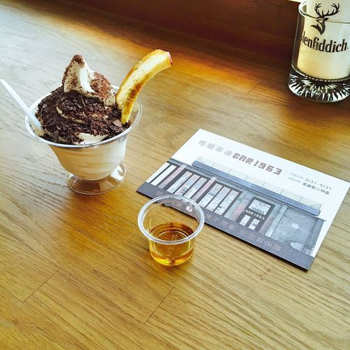 Whiskey icecream Whiskey Icecream Glenfiddich Kaohsiung, Taiwan Yummy The Foodie - 2015 EyeEm Awards Whisky