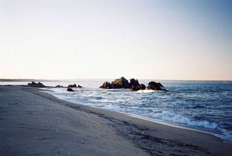 Shore . Sea Beach Summer