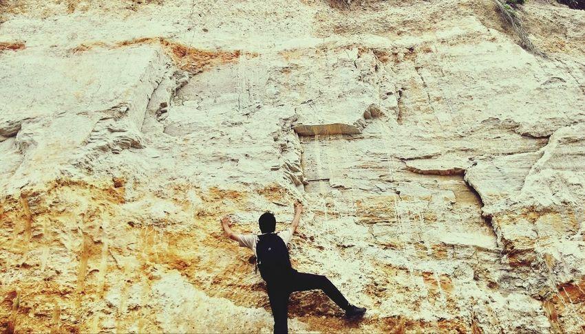 My activity after school. Rock Climbing LOL First Eyeem Photo