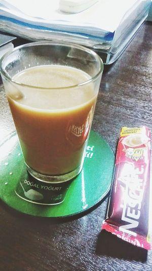 Nescafe 3in1 Nescafesiz Olmaz Nescafe Drinking Nescafe