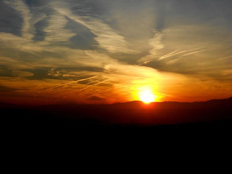 #Blue #clouds  #Maybe Happy Day Starts Anew For Everyone #nice #sky #SUN SUN SUN #sunnyday #Sunrise #TURKEY/Kocaeli #yellow