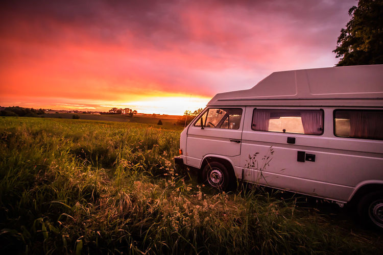 Home is where the anchor drops! 🚐🌴✌ Sunset Outdoors Beauty In Nature Nature Meditation Camp Freedom Spirit Free Adventure Hippie ✌ EyeEmNewHere Warm Light Vanlife Vanlifediaries VW VW Bus Vw T3 Hippiebus Vanlifers Traveling Happy Oldtimer Oldschool Vanlifeexplorers The Great Outdoors - 2017 EyeEm Awards Live For The Story Let's Go. Together. Been There. Lost In The Landscape