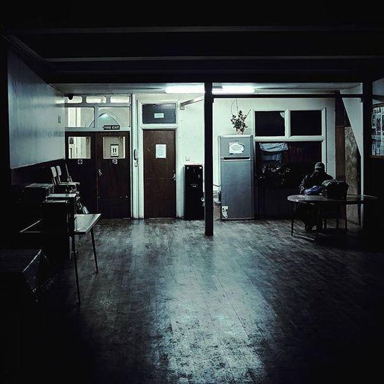 The Hall (Day 8 of 366) X100S Brixton Nickblak