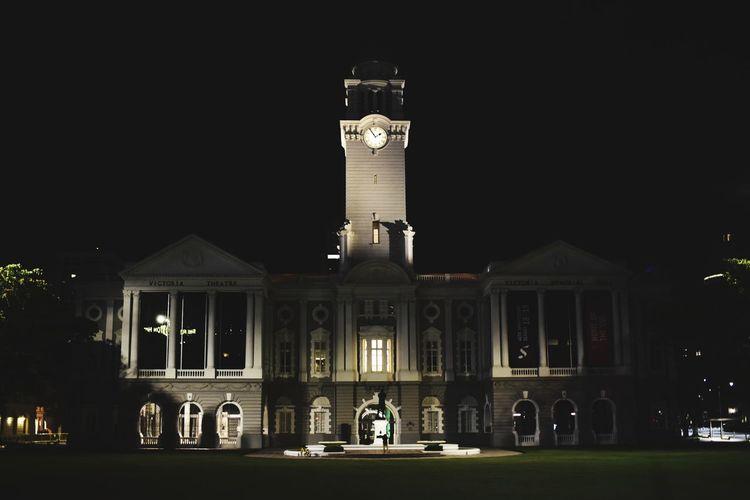 City Politics And Government Illuminated Concert Hall  Architectural Column Statue Façade Sculpture Architecture Sky