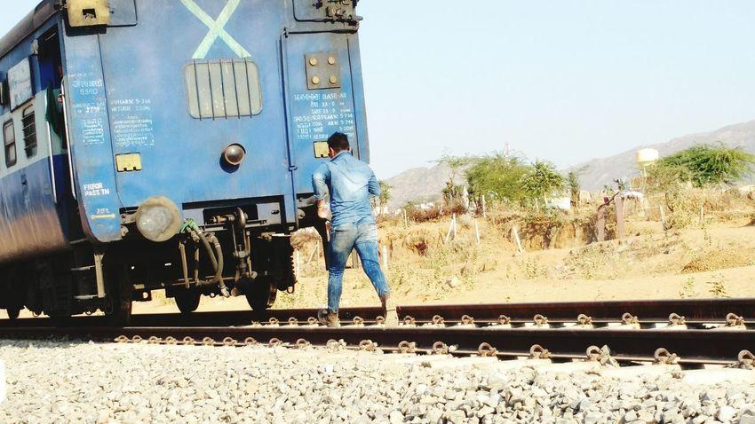 Adventure Club India Pushkar Train My Younger Brother EyeEm