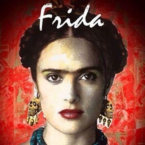 """""""I Hope The Exit Is Joyful And I Hope Never To Return."""" Frida Kahlo."""