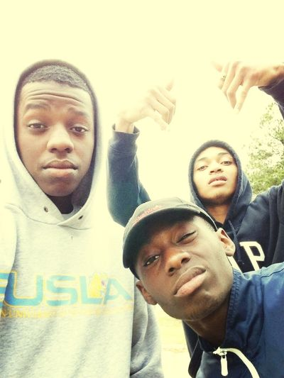 lol we was bad off that day, but them tha homies. Point Blank